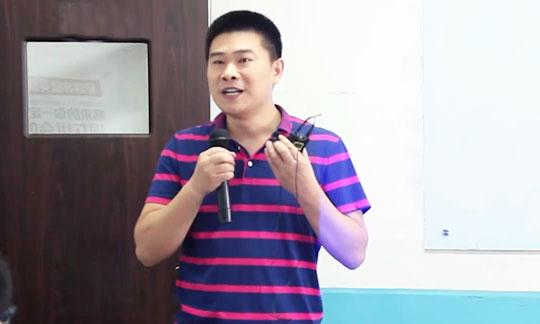 星创客 • 大咖来探班 华清远见总裁季久峰与行业大牛何小庆